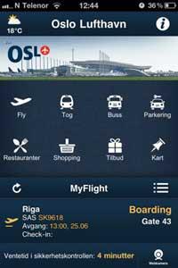 Oslo Lufthavn 1