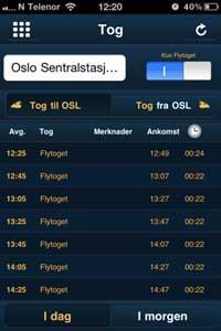 Oslo Lufthavn 2